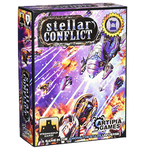 Stellar Conflict Card Game
