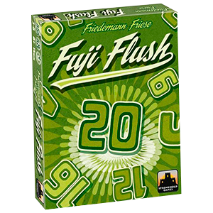 Fuji Flush Card Game