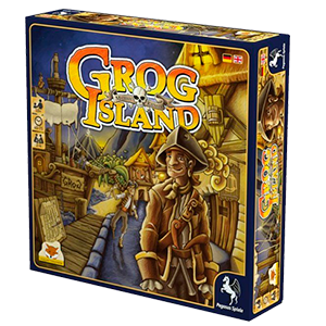 Grog Island Board Game