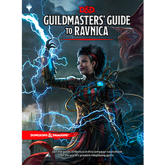 D&D Guildmasters of Ravnica