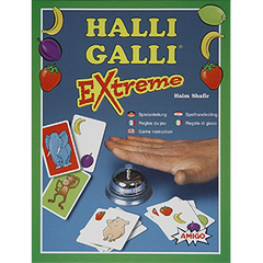 Halli Galli Extreme card game