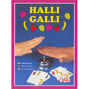 Halli Galli card game
