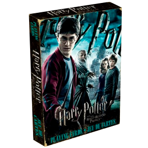 Harry Potter and the Half-blodd Prince Playing Cards