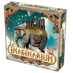 Imaginarium Board Game by Bruno Cathala