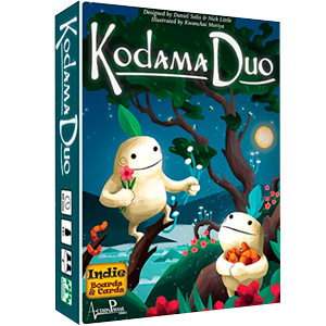 Kodama Duo Card Game