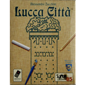 Lucca Citta Card Game