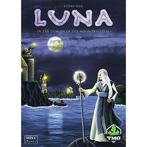Luna in the Domain of the Moon Priestess