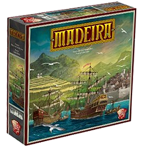 Madeira Board Game