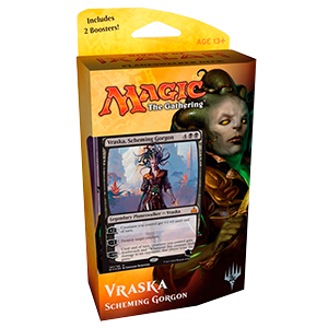 Magic Rivals of Ixalan Planeswalker Deck Vraska