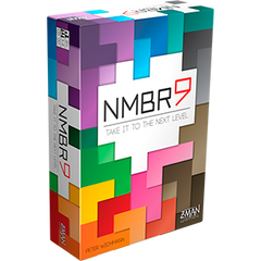 NMBR9 Board Game
