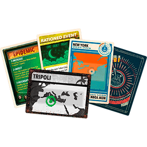 Pandemic Legacy Season 2 - Black Edition