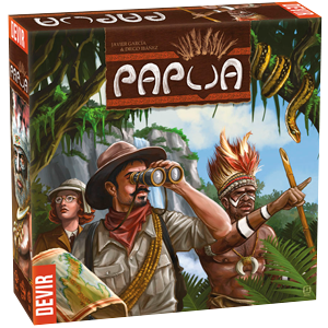 Papua Board Game