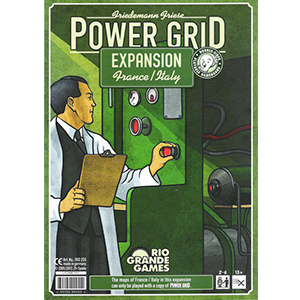 Power Grid Expansion: Italy/France