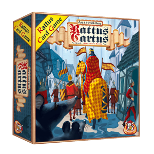 Rattus Cartus card game