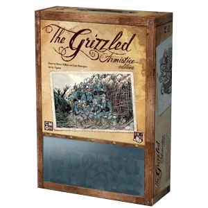 The Grizzled Armistice Edition card game
