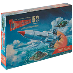 Thunderbirds Tracy Island Expansion