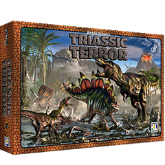 Triassic Terror Board Game