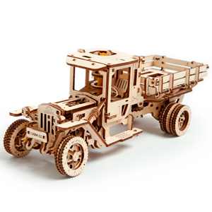 UGEARS - Truck UGM-11