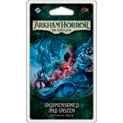 Arkham Horror The Card Game - Undimensioned and Unseen Mythos Pack