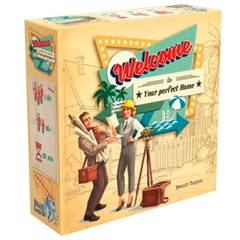 Welcome to... Board Game by Benoit Turpin