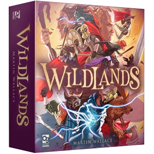Wildlands Board Game