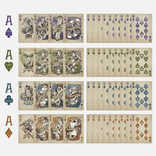 Load image into Gallery viewer, The Four Suits, Face Cards, and Number Cards for the Four-Color TMK Decks