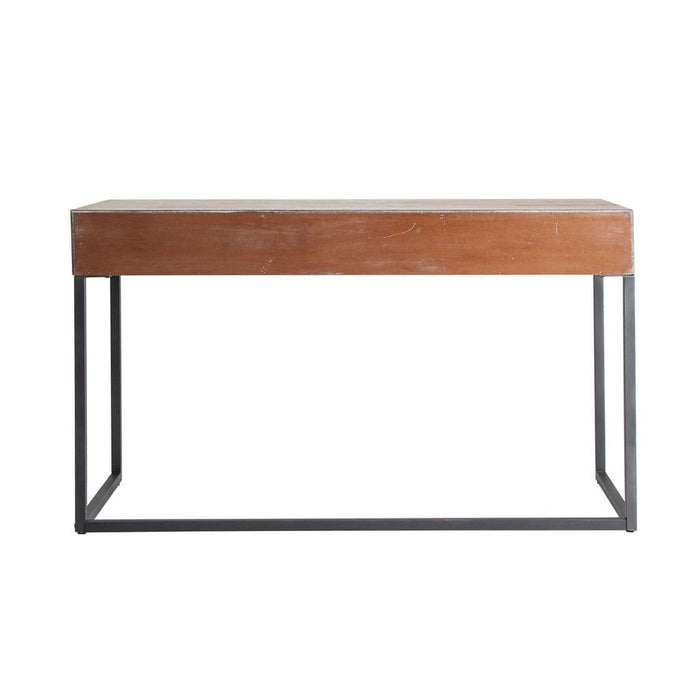 Dexter 132cm Industrial Style Wide Console Table