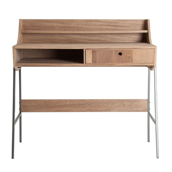 Vernon 103cm Wooden Office Desk