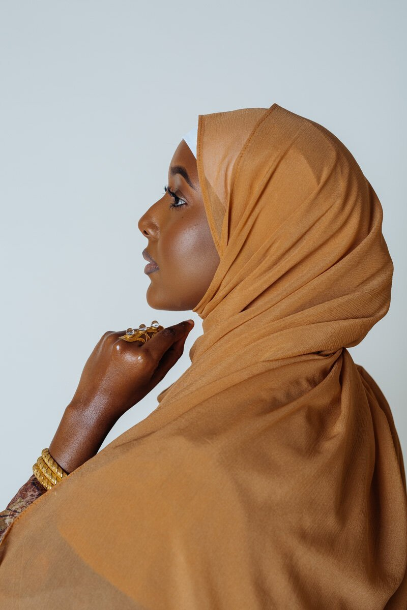 Butter Pecan - Henna and Hijabs 2021