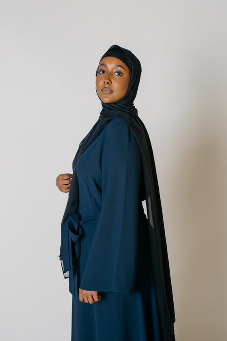 The LBH (Little Black Hijab) - Henna and Hijabs 2021