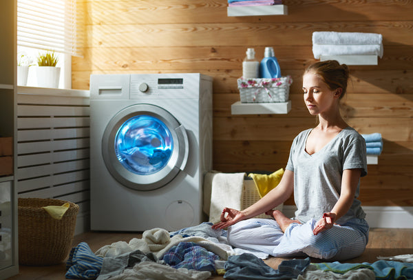 Can I put yoga clothes in washing machine?