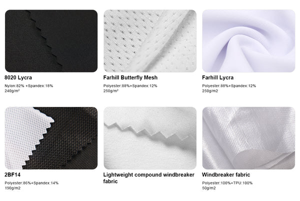 Which fabric is good for sports pants