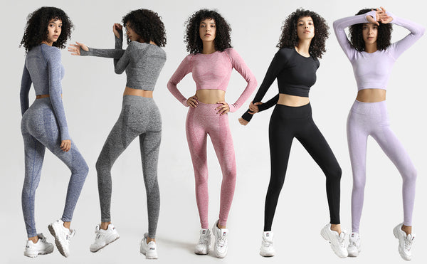 Shaping Leggings and Yoga Clothes Become Hot Search Words in 2021