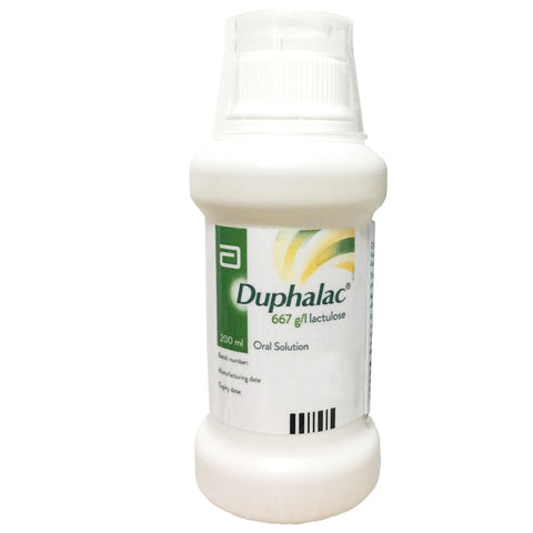Abbott Duphalac Oral Solution 200ml