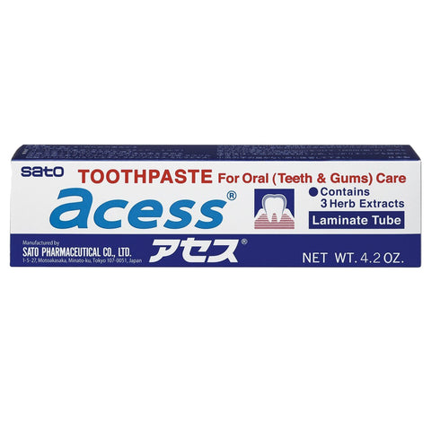 Sato Acess Toothpaste 125g