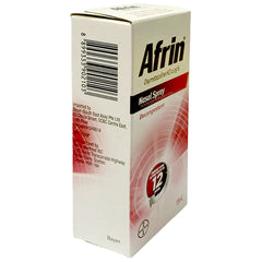 Afrin Nasal Spray 15ml