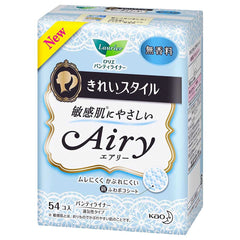 Laurier Airy Unscented Pantyliner 54 pads