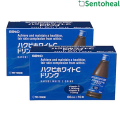 Sato Hakubi White C Drink 20 x 60ml