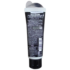 Kose Men Softymo Charcoal Facial Scrub Wash 130g