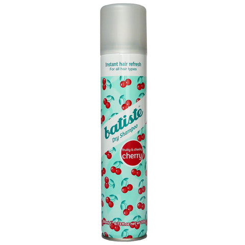 Batiste Dry Shampoo - Cherry (Fruity & Cheeky) 200ml