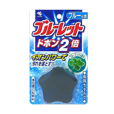 Kobayashi Toilet Bowl Cleaning Block Mint 120g