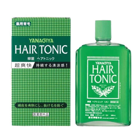 Yanagiya Hair Tonic - Cooling 360ml