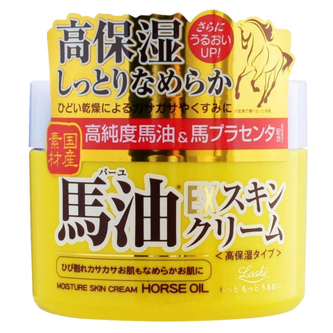 Loshi Horse Oil Cream EX 100g