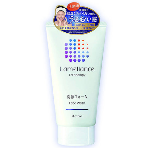 Kracie Lamellance Face Wash 110g