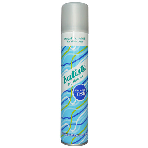 Batiste Dry Shampoo - Fresh (Cool & Crisp) 200ml