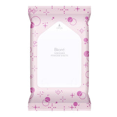 Biore Refreshing Body Powder Sheet 10s- Fresh Soap Scented