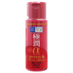 Hada Labo Gokujyun Alpha Milk Bottle 140ml