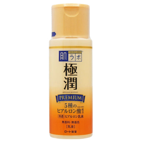 Hada Labo Gokujyun Premium Moist Milk Bottle 140ml