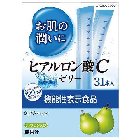Earth Hyaluronic Acid C Jelly 31 sachets