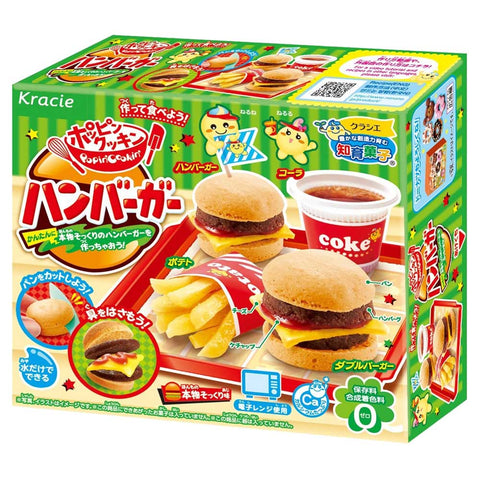 Kracie Cookin Popping Hamburger 22g